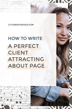 YAWN! Website About pages are usually boring turds! Here's how to write the perfect About page that will impress clients and make sales.