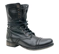 The Steve Madden Troopa Boots are a staple in every woman's closet!!! Which is why I have 3....