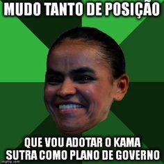 HELLBLOG: MARINA MELANCIA MOSTRA SEU PLANO DE GOVERNO.