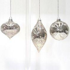 Le Forge Glass Ball Mercury Silver $11.90