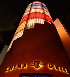 #ChinaGrill, uno de los sitios más elegantes para disfrutar de la gastronomía mundial en #Miami.