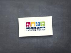 Welcome Center Sachsen-Anhalt Logo // Juni 2015