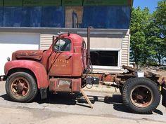 Mack model B Old Mack Trucks, Mack Attack, Unreal Engine, Tow Truck, Semi Trucks, Trailers, Abandoned, Antique Cars, Classic Cars