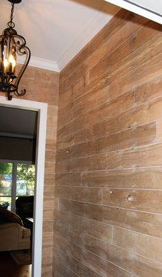 Get The Shiplap Look For Less - Beauty For Ashes