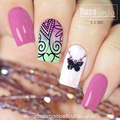 Latest Nail Designs, Nail Art Designs Videos, Acrylic Nail Designs, Acrylic Nails, Cute Wallpaper Backgrounds, Perfect Nails, Red Nails, Nail Inspo, Natural Nails