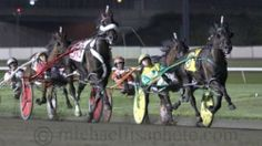 In The Arsenal, Wiggle It Jiggleit win Meadowlands Pace eliminations - Harness Racing Newsroom - USTA - USTROTTING