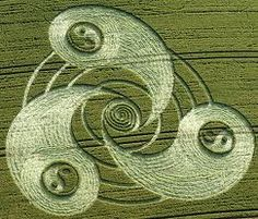 61 Best Crop Circles images in 2013 | Circle design, Crop