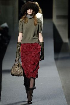 Marc Jacobs Fall 2006 Ready-to-Wear Fashion Show Collection