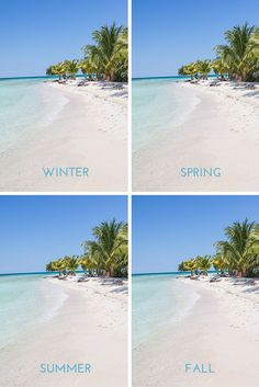 I enjoy the 4 seasons, but you can't beat year-round warmth & sunshine!!
