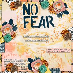 No Fear by Jenn Barrette and Captivated Visions  The Story of Us 4 Template by Miss Mel