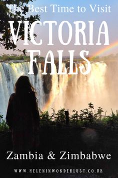Visiting Victoria Falls in Zambia & Zimbabwe: Everything You Need To Know - Helen in Wonderlust Visit Victoria, Victoria Falls, Elephant Camp, Africa Destinations, Largest Waterfall, Zimbabwe, Africa Travel, Wonders Of The World, Adventure Travel