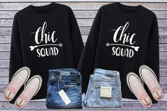 Sugarbaby New Arrival Finest Pal Sweatshirt Sister Squad Jumper Matching Sister Bff Hoodie Sister Reward Sibling Clothes Bff Sweatshirts, Friends Sweatshirt, Sister Shirts, Shirts For Girls, Girl Gang Shirt, Best Friend Hoodies, Matching Hoodies, Best Friend Outfits, Soul Sisters