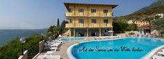 #Toscolano-Maderno: #Relax-Urlaub am #Gardasee - 3, 4 o. 7 Nächte im 4* Hotel inkl. #Vollpension plus ab 99,- pro Person