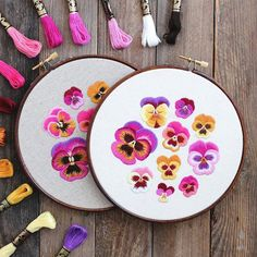 Patterns Pdf Free its Embroidery Tools, Silk Ribbon Embroidery Patterns For Beginners beyond Embroidery Floss Bags Embroidery Tools, Floral Embroidery Patterns, Hand Embroidery Stitches, Silk Ribbon Embroidery, Embroidery Hoop Art, Hand Embroidery Designs, Cross Stitch Embroidery, Embroidery Supplies, Beginner Embroidery
