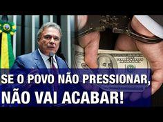 Folha Política: Alexandre Frota faz chacota de manifestações vazias da CUT: 'Não vale rir'