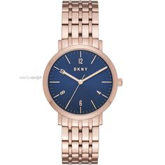 Ladies DKNY Minetta Watch NY2611 Art Deco Watch, Metal Bracelets, Donna Karan, Label Design, Stainless Steel Watch, Casio, Fashion Watches, Gold Watch, Bracelet Watch
