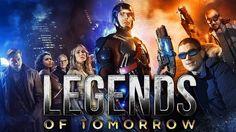 <em>DC's Legends of Tomorrow:</em> Brandon Routh Shares Season Three Artwork