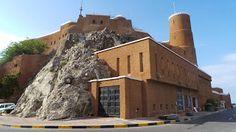 January 2014 Family Vacation - MUSCAT, Oman