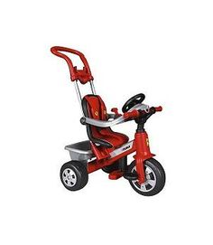 Feber 800005840 - Triciclo Ferrari infantil