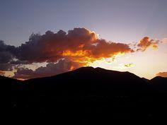 CB sunset