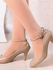 női tűsarkú kerek toe szivattyúk / sarkú cipő (... – EUR € 9.99