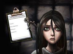 Mad Alice (Alice: Madness Returns)