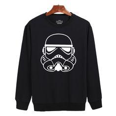 Soldier in Star Wars Black New Hoodies Men Brand Designer Mens Sweatshirt  Men in Mens Hoodies and Sweatshirts Sets