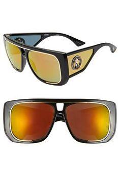 fbffbc12545 MOSCHINO Designer 58mm Flat Top Sunglasses Flat Top Sunglasses