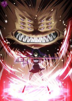 Ga-Rei : Zero <3 One of my favorites!