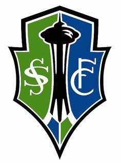 Seattle Sounders FC Alternate Logo (2009) -