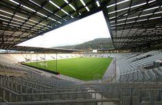 Innsbruck Stadium Tivoli Sports Stadium, Innsbruck, Architecture Design, Soccer, Europe, Awesome, Architecture Layout, Futbol, European Football