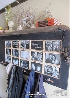 Use for an old door