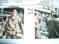BOB Continuity Sheets - Airborne All The Way !!