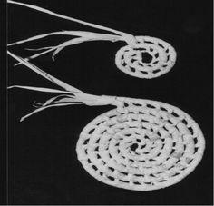 «Кружева из талаша» (плетение из кукурузных листьев) - Для воспитателей детских садов - Маам.ру Flower Crafts, Diy Flowers, Corn Husk Crafts, Corn Husk Dolls, Crochet Rope, Textiles, Macrame, Crochet Necklace, Crafts For Kids