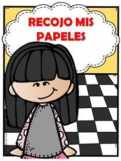 Terminé que hago (5) Fifth Grade, Classroom Management, Preschool, Clip Art, Education, Feng Shui, Montessori, Spanish, Frames
