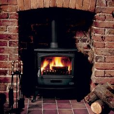 Tiger Multifuel / Woodburning Stove