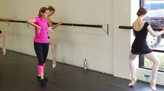 Pointe Class with Laurel