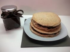 Pancake con Edenella  Fotografa: Michela Turri