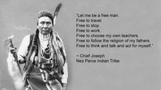 To Be Free !