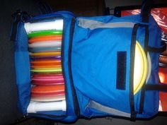 Do-It-Yourself DG Backpack (Bass Pro Shops) - Disc Golf Course Review