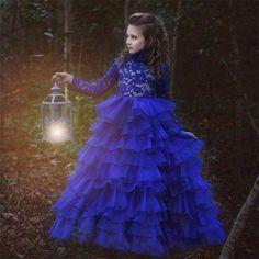 Mädchen Kleid Marlene