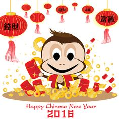 Is your Chinese Zodiac sign the Monkey?  Find out from this list of Chinese lunar years! #TripCompanion #TripCompanions