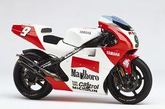 YZR500(0WJ1) - バイク レース | ヤマハ発動機株式会社 企業情報