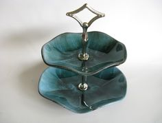 Image result for candy dish blue mountain pottery