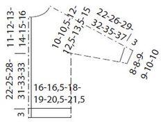Lapsen kirjoneulejakku saa uuden ilmeen ihanilla väreillä - Kotiliesi.fi Math, Math Resources, Mathematics