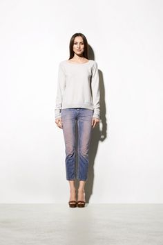 Closed | Starlet Skinny-Leg Overdyed Denim-Pants | Shop