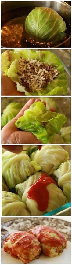 Delicious Cabbage Rolls