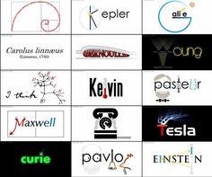 ¿Y si los científicos tuvieran logo? ¿Los imaginas así? www.facebook.com/divulgades