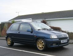 1996 Renault Clio Williams 1 by Steve Coulter Performance Cars.