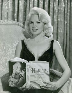 Carroll Baker as Jean Harlow:  even though the movie promoted half-truths it is my all time favorite.